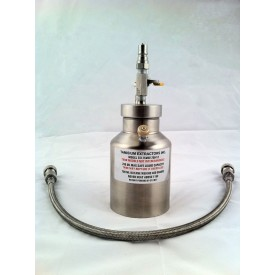 TE175 Extra Recovery Tank (with VRV safety valve)